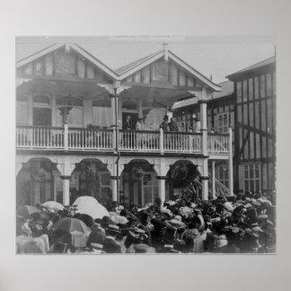 Den första Phoenixen parkerar Tävling, 1903 Poster