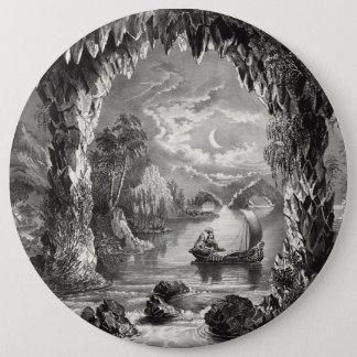 Den förtrollade grottan jumbo knapp rund 15.2 cm
