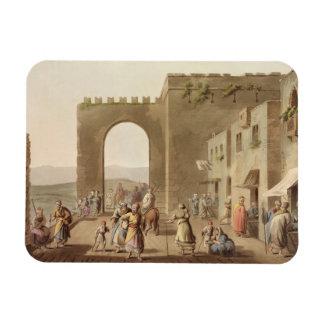 Den främsta gatan i Bethlehem, från 'beskådar av Magnet