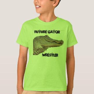 Den framtida alligatorbrottaren lurar skjortan tshirts