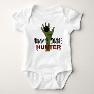 Den gå döda babymommy'sens lite jägaren för Zombie T-shirts
