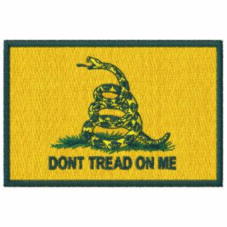 Den Gadsden flagga går inte på mig