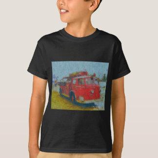 den gammala wawaen avfyrar lastbilen vid harten tee