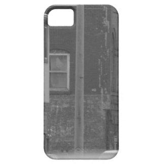 Den gammalmodiga townen ger tecken iPhone 5 cases