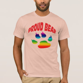 Den glada björnnationen unite. tröja