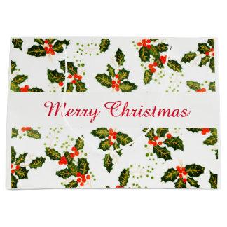 Den god julLarg gåvan hänger lös