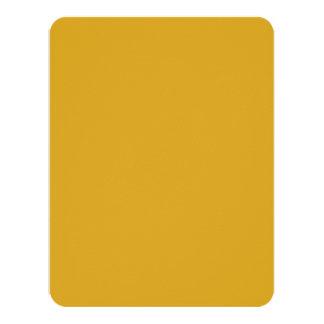 Den Goldenrod kicken avslutar kulört Personliga Tillkännagivanden