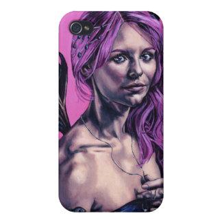 den gotiska fen för själviakttagelse ringer jag iPhone 4 fodral