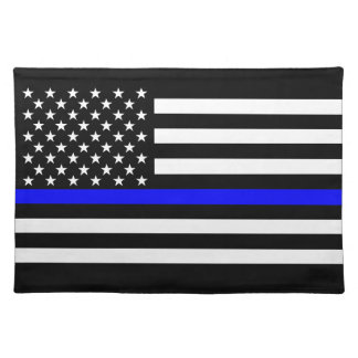 Den grafiska US-flagga för symbolisk tunn Bordstablett