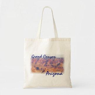 Den grand CanyonArizona souvenir hänger lös Tygkasse