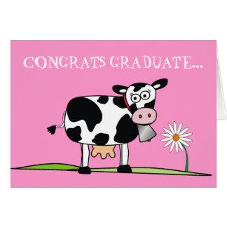 Den gratulerara studenten ..... är du ett hälsningskort