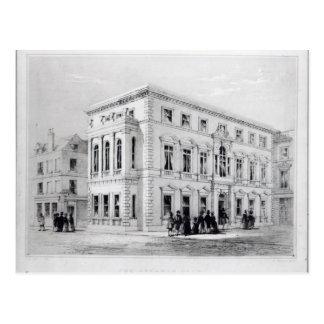 Den Gresham klubben Vykort