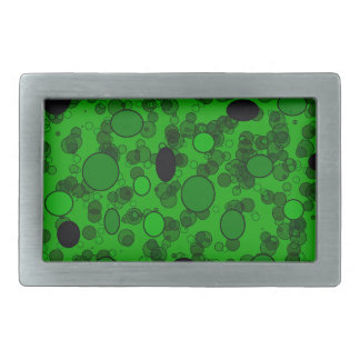 den gröna svarten pricker mönster