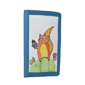 Den Grouchy ekorren pricker plånboken
