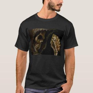 Den grymma reaperen leker kort med att segra tee shirt