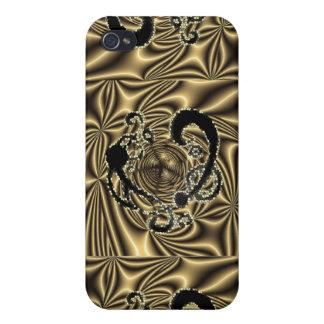 """Den guld- eraen"" i.* iPhone 4 Cases"