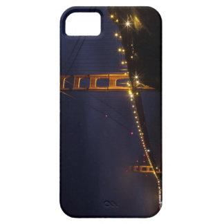 Den guld- grinden överbryggar iPhone 5 Case-Mate skydd