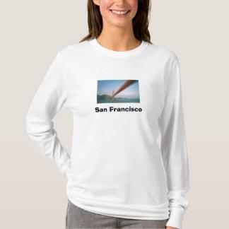 Den guld- grinden överbryggar, San Francisco T Shirt