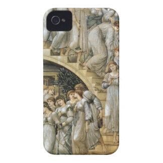 Den guld- trappor iPhone 4 cover