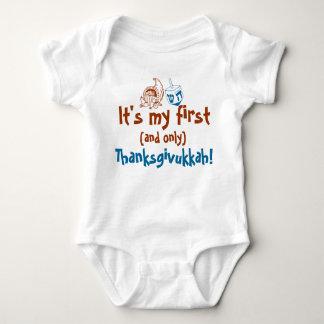 Den gulliga babyen är det min första och endast tee