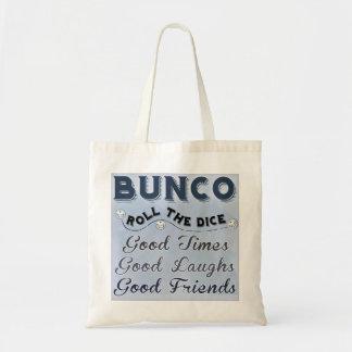 Den gulliga Bunco totot - rulla tärningen Tygkasse