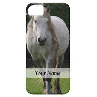 Den gulliga ponnyn fotograferar iPhone 5 skydd