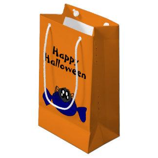 Den gulliga Scruffy Halloween spindelgåvan hänger
