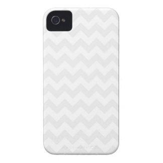Den gulliga vit- och gråttsparren mönstrar fodral iPhone 4 Case-Mate skydd