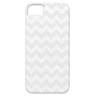 Den gulliga vit- och gråttsparren mönstrar fodral iPhone 5 fodraler