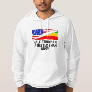 Den halva etiopiern är bättre än inga munkjacka