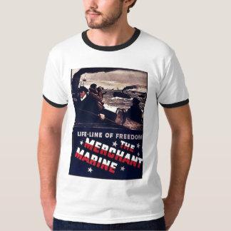 Den handels- flottan tee shirt