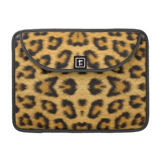 Den härliga leoparden flår MacBook pro sleeves