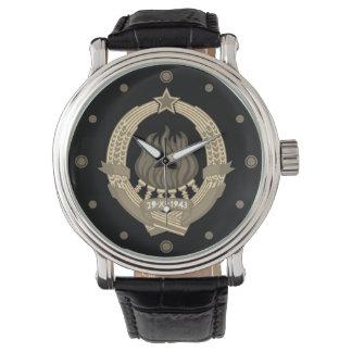 Den härliga SFREN Jugoslavien - EmblemWatch. Armbandsur
