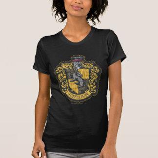 Den Harry Potter   Hufflepuff vapenskölden lappar T-shirts