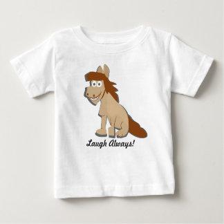 Den häst drev TShirtför barn Tee Shirt