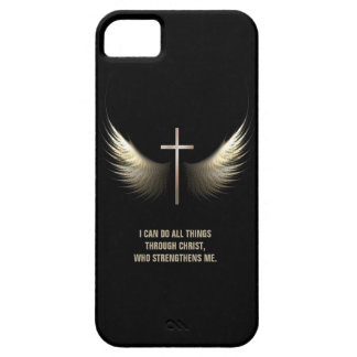 Den heliga anden påskyndar och iPhone 5 Case-Mate skydd