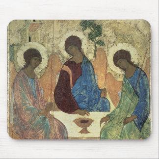 Den heliga trinityen, 1420s musmatta