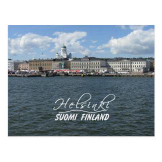 Den Helsingfors hamnvykortet, skräddarsy Vykort