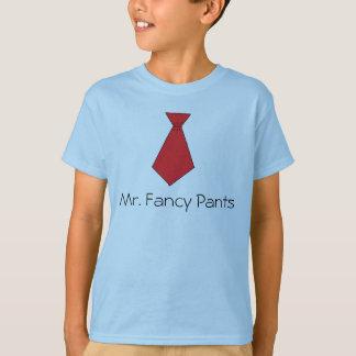 Den Herr finare flåsar T-tröja Tröjor