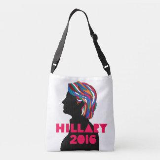 Den Hillary Clinton 2016 kor förkroppsligar hänger Axelväska