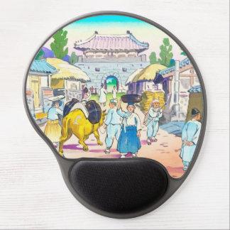 Den Hiyoshi Mamoru koreanen marknadsför japansk la Gel Musmatta