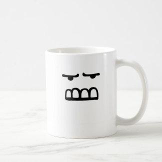 Den högerlyckliga muggen: SOM SETT PÅ DEN Kaffemugg