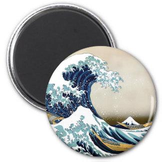 Den högkvalitativa underbaren vinkar av Kanagawa Magnet