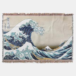 Den högkvalitativa underbaren vinkar av Kanagawa Mysfilt