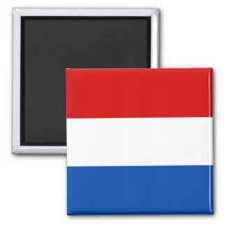 Den holländska flagga magneter för kylskåp