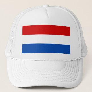 Den holländska flagga truckerkeps