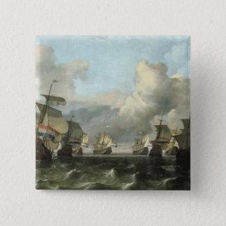 Den holländska flottan av det Indien företaget, 16 Standard Kanpp Fyrkantig 5.1 Cm