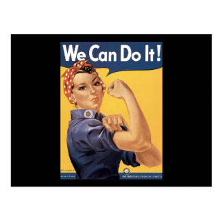 Den Howard mjölnaren kan vi göra den Rosie Vykort