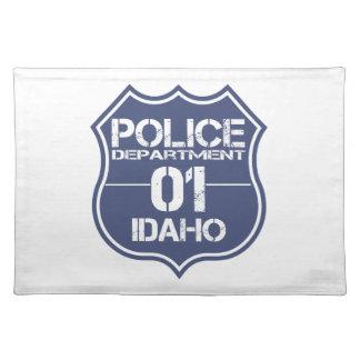 Den Idaho polisen skyddar 01 Bordstablett