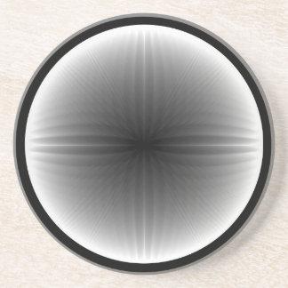 Den inverterade fractalen kastar snöboll   underlägg